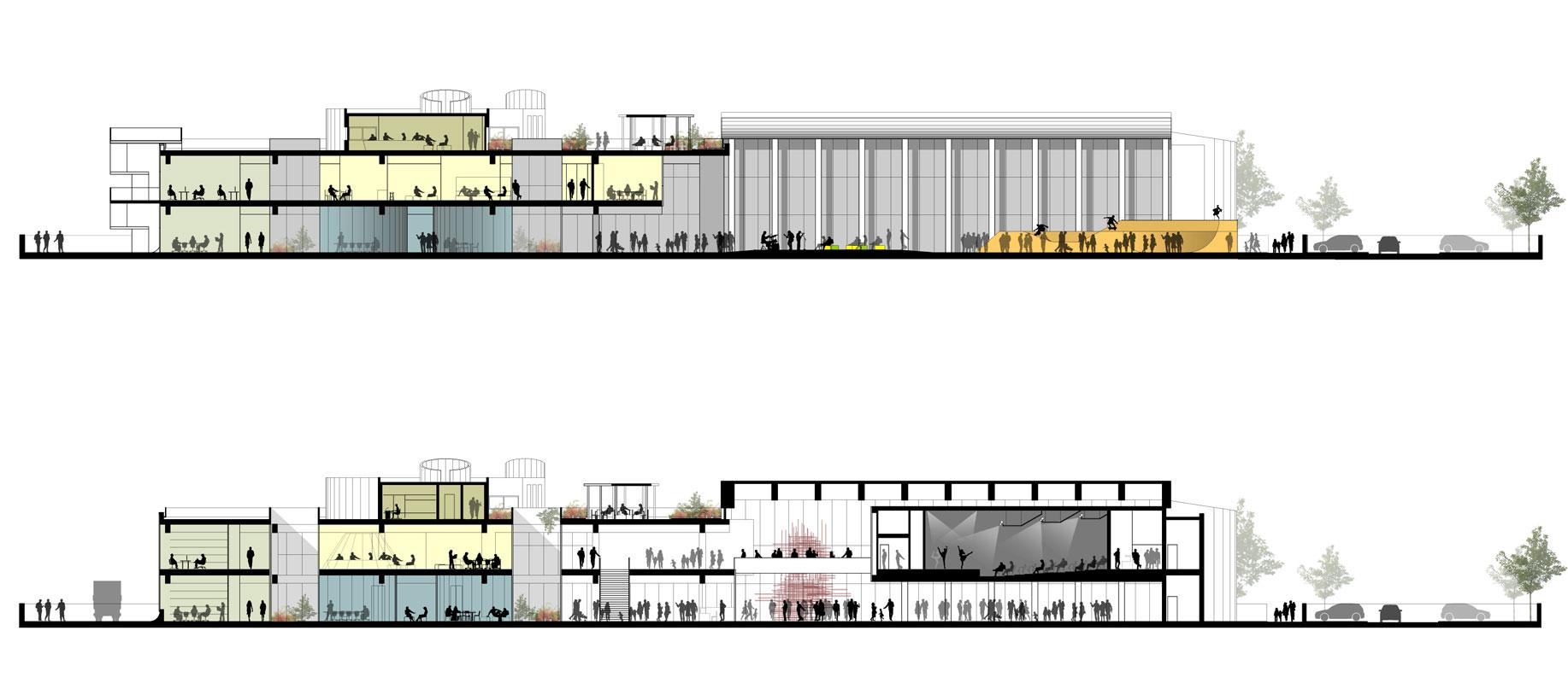 Progetti projects filippo raggi architettofilippo raggi architetto - Tavola valdese progetti approvati 2015 ...